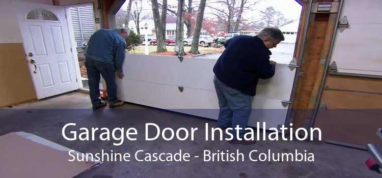 Garage Door Installation Sunshine Cascade - British Columbia