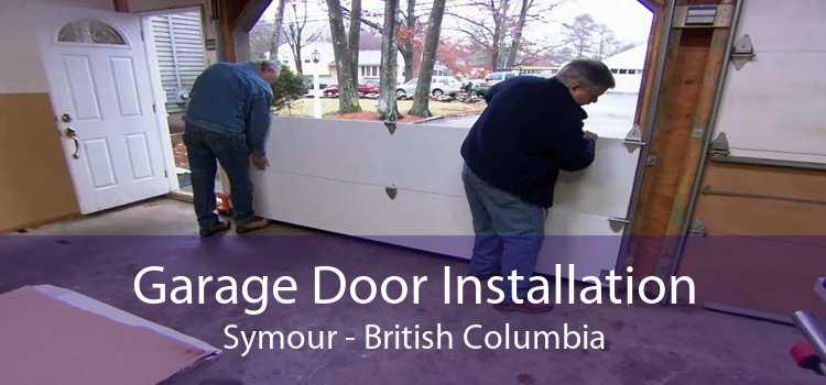 Garage Door Installation Symour - British Columbia