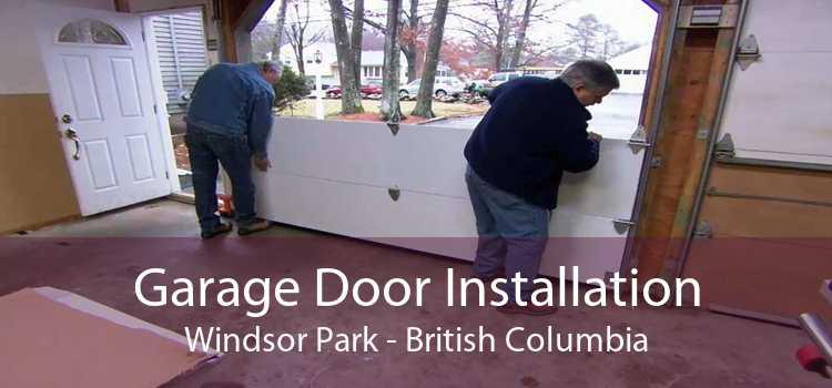 Garage Door Installation Windsor Park - British Columbia