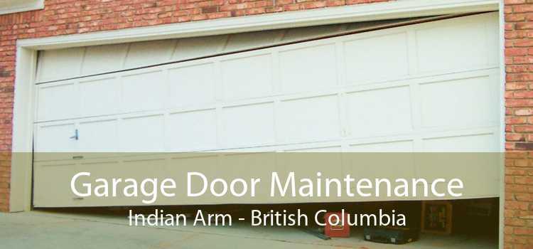 Garage Door Maintenance Indian Arm - British Columbia