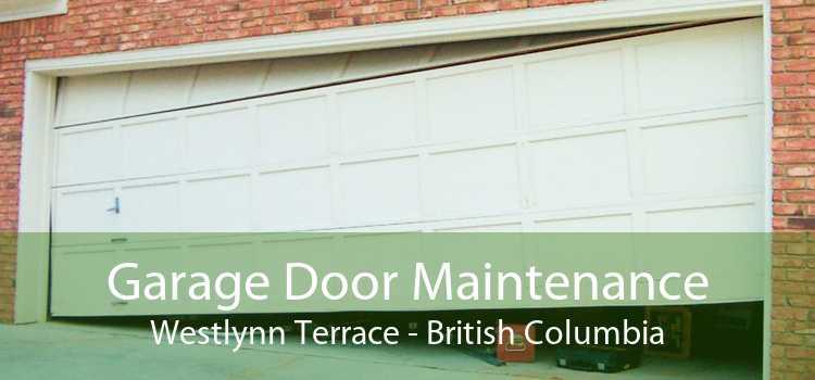 Garage Door Maintenance Westlynn Terrace - British Columbia