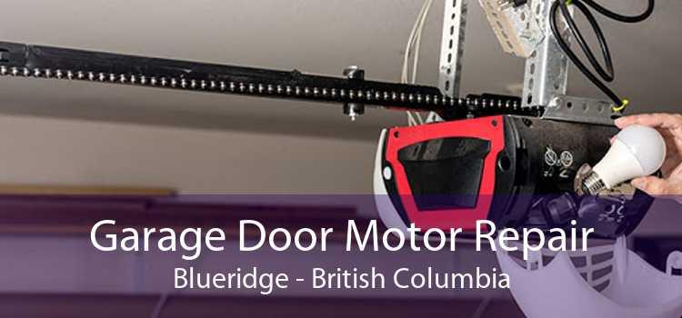 Garage Door Motor Repair Blueridge - British Columbia