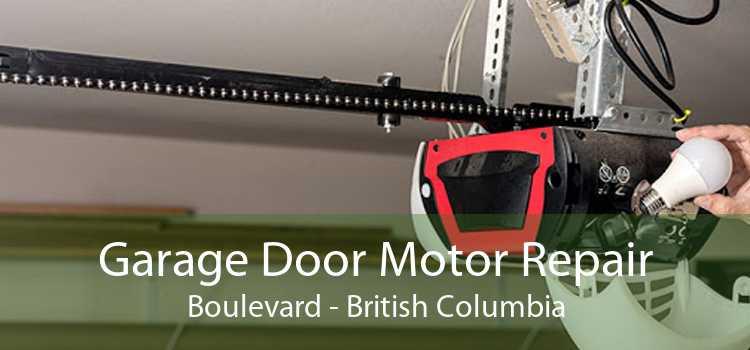 Garage Door Motor Repair Boulevard - British Columbia