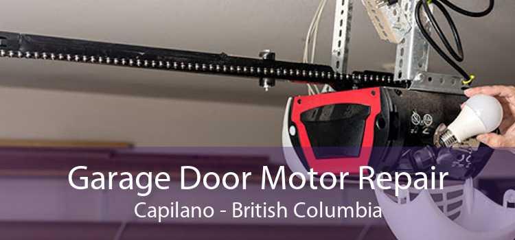 Garage Door Motor Repair Capilano - British Columbia