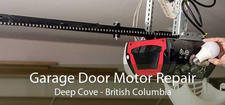 Garage Door Motor Repair Deep Cove - British Columbia