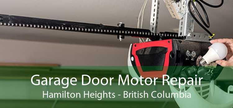 Garage Door Motor Repair Hamilton Heights - British Columbia