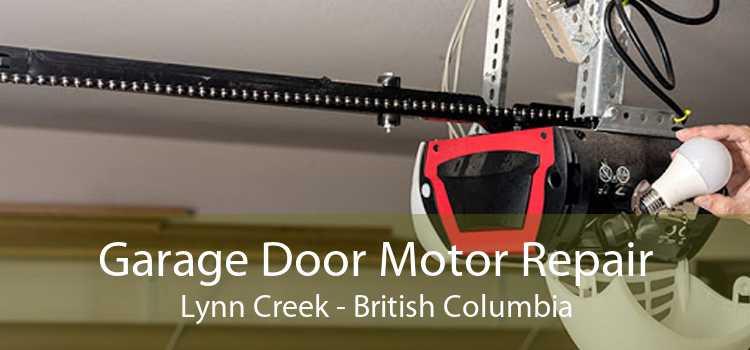 Garage Door Motor Repair Lynn Creek - British Columbia