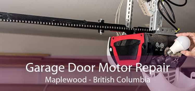 Garage Door Motor Repair Maplewood - British Columbia