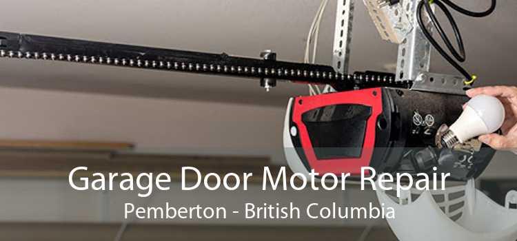 Garage Door Motor Repair Pemberton - British Columbia