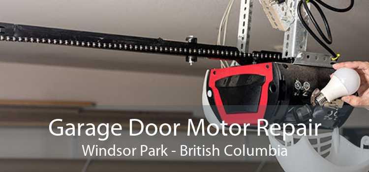 Garage Door Motor Repair Windsor Park - British Columbia
