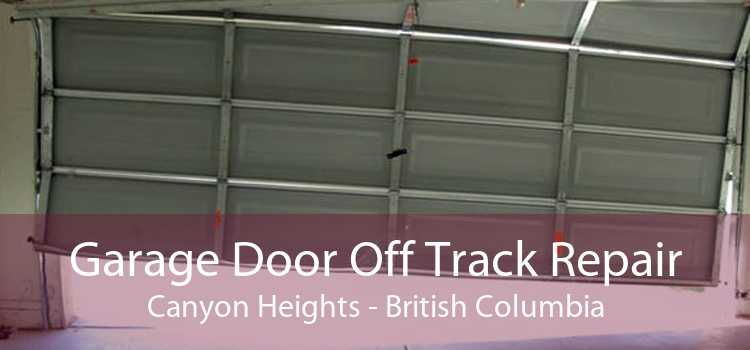 Garage Door Off Track Repair Canyon Heights - British Columbia