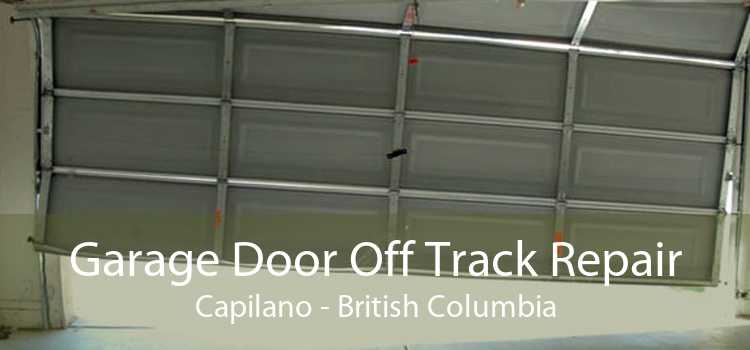 Garage Door Off Track Repair Capilano - British Columbia