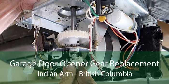 Garage Door Opener Gear Replacement Indian Arm - British Columbia