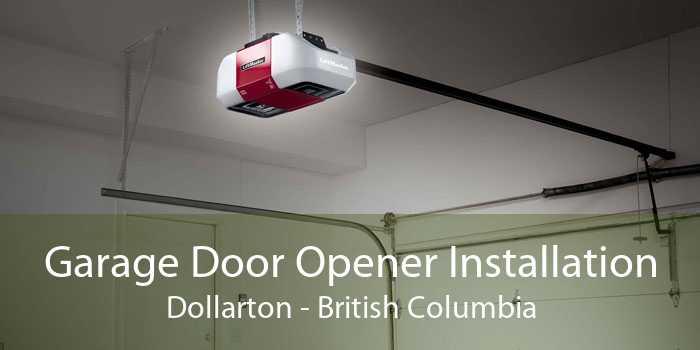 Garage Door Opener Installation Dollarton - British Columbia