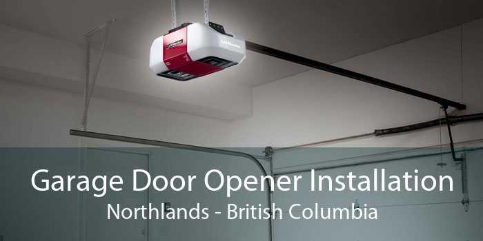 Garage Door Opener Installation Northlands - British Columbia