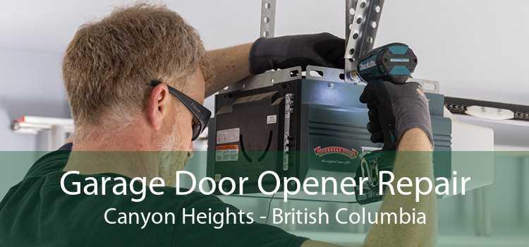 Garage Door Opener Repair Canyon Heights - British Columbia