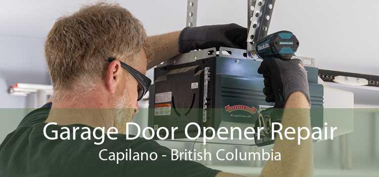 Garage Door Opener Repair Capilano - British Columbia