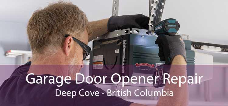 Garage Door Opener Repair Deep Cove - British Columbia