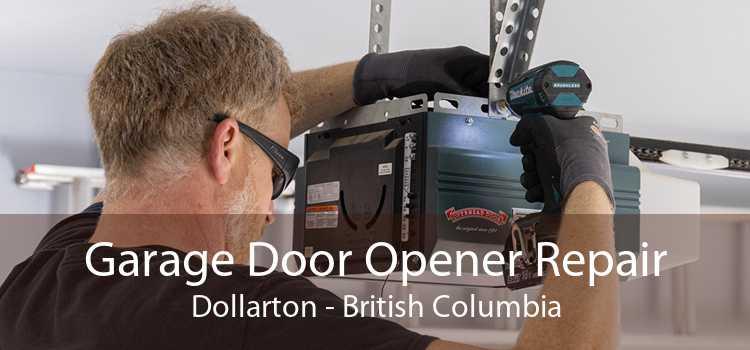 Garage Door Opener Repair Dollarton - British Columbia