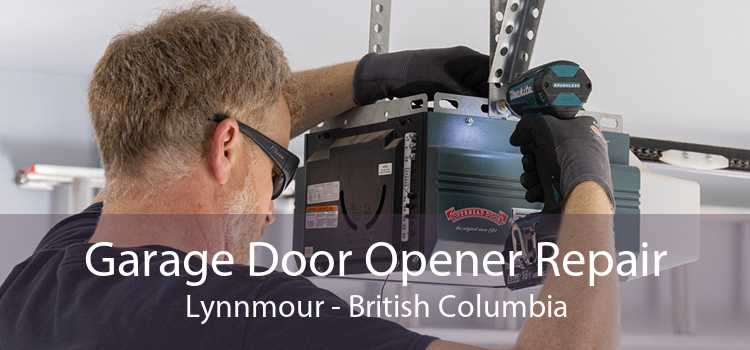 Garage Door Opener Repair Lynnmour - British Columbia