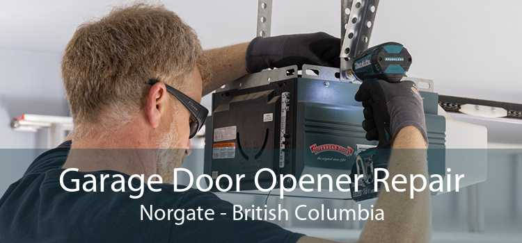 Garage Door Opener Repair Norgate - British Columbia