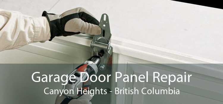 Garage Door Panel Repair Canyon Heights - British Columbia