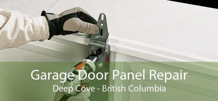 Garage Door Panel Repair Deep Cove - British Columbia