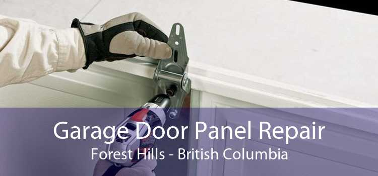 Garage Door Panel Repair Forest Hills - British Columbia