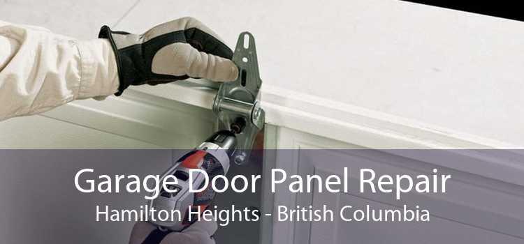 Garage Door Panel Repair Hamilton Heights - British Columbia