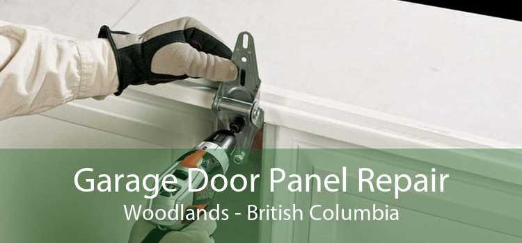 Garage Door Panel Repair Woodlands - British Columbia