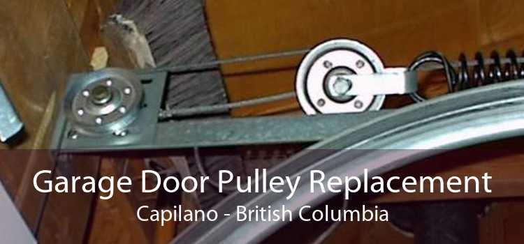 Garage Door Pulley Replacement Capilano - British Columbia