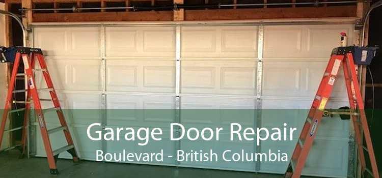 Garage Door Repair Boulevard - British Columbia