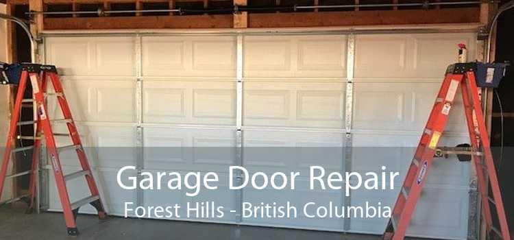 Garage Door Repair Forest Hills - British Columbia