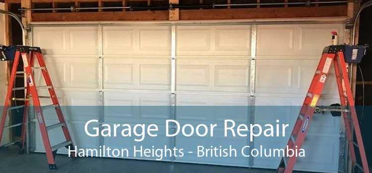Garage Door Repair Hamilton Heights - British Columbia