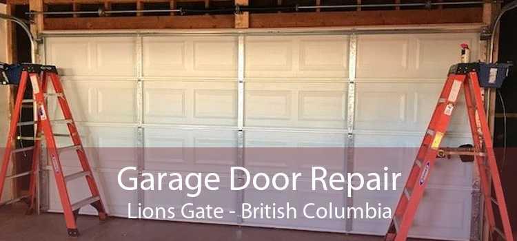 Garage Door Repair Lions Gate - British Columbia