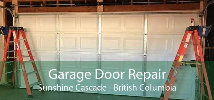 Garage Door Repair Sunshine Cascade - British Columbia