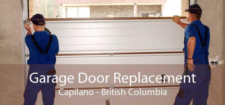 Garage Door Replacement Capilano - British Columbia