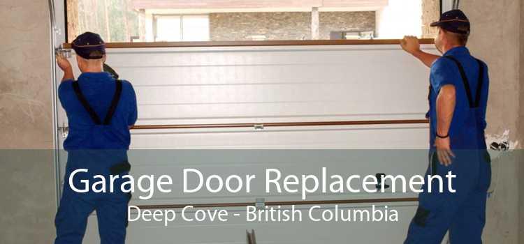 Garage Door Replacement Deep Cove - British Columbia