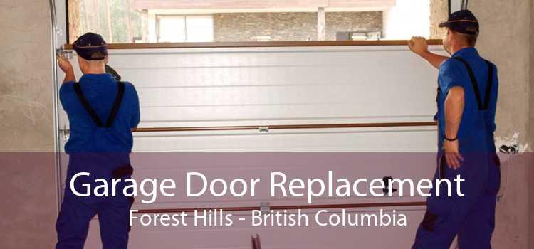 Garage Door Replacement Forest Hills - British Columbia