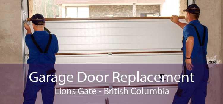 Garage Door Replacement Lions Gate - British Columbia