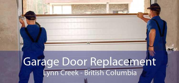Garage Door Replacement Lynn Creek - British Columbia