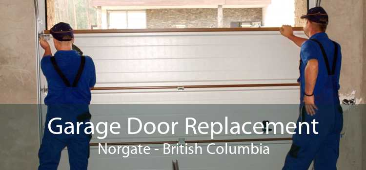 Garage Door Replacement Norgate - British Columbia