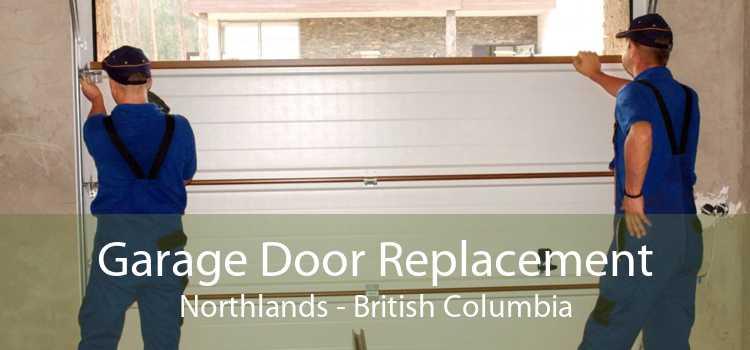 Garage Door Replacement Northlands - British Columbia