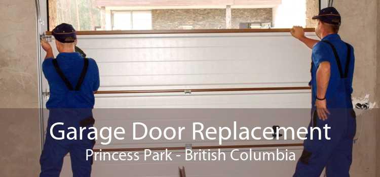 Garage Door Replacement Princess Park - British Columbia