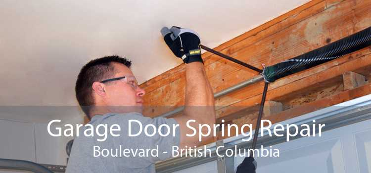 Garage Door Spring Repair Boulevard - British Columbia