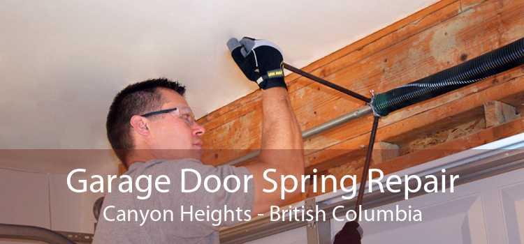Garage Door Spring Repair Canyon Heights - British Columbia