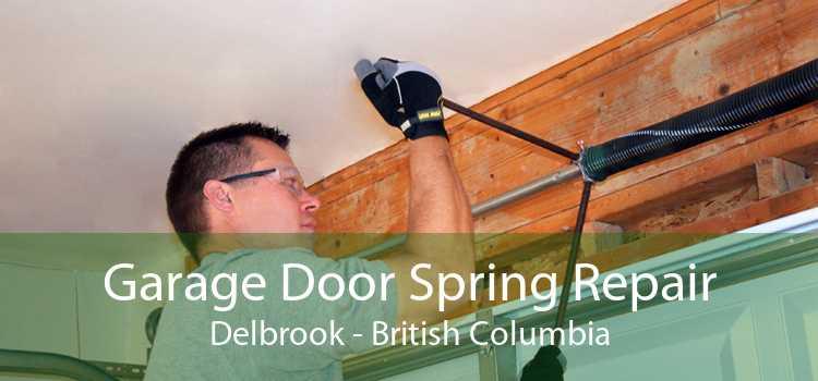 Garage Door Spring Repair Delbrook - British Columbia
