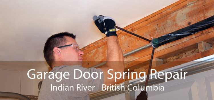 Garage Door Spring Repair Indian River - British Columbia