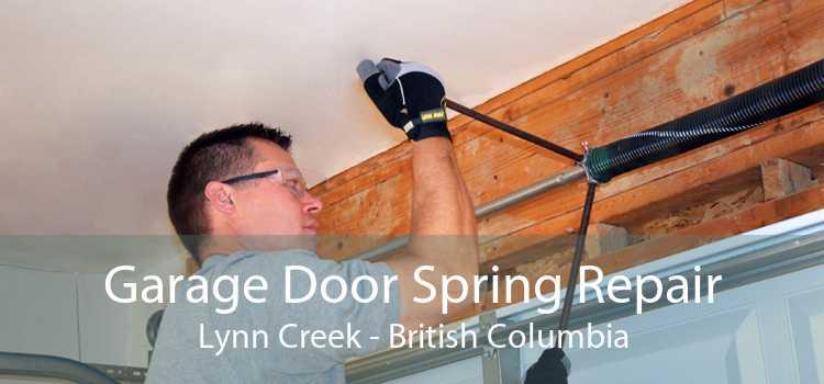 Garage Door Spring Repair Lynn Creek - British Columbia