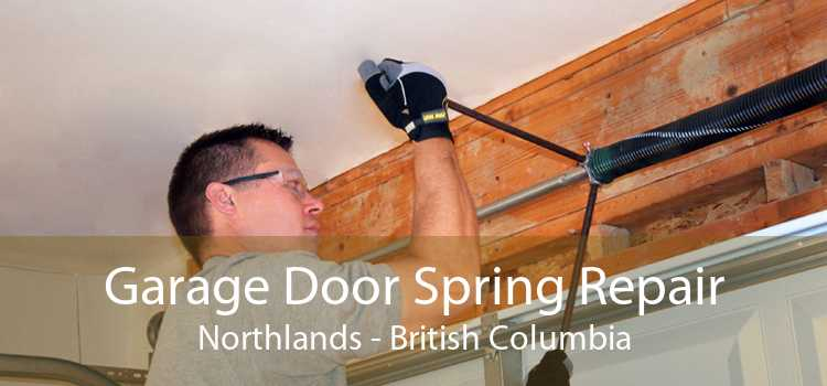 Garage Door Spring Repair Northlands - British Columbia